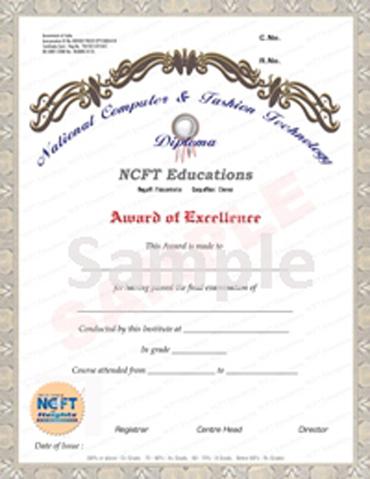 beautician certificate format - Akba.greenw.co